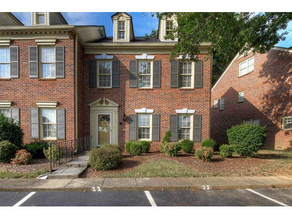 603 Mountcastle Drive #11, Johnson City, TN 37601 (MLS #427451) :: The Baxter-Milhorn Group