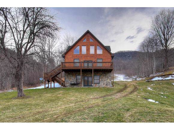 264 The River Private Drive, Roan Mountain, TN 37687 (MLS #427512) :: Highlands Realty, Inc.