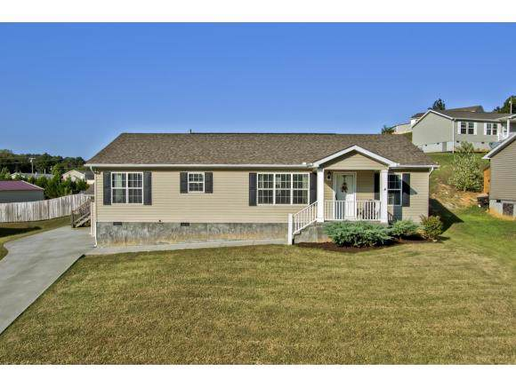 1191 Case View Rd, Dandridge, TN 37725 (MLS #427559) :: Conservus Real Estate Group