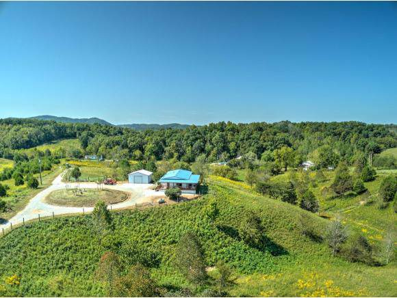 1420 Carl Doty Road, Afton, TN 37616 (MLS #427564) :: Highlands Realty, Inc.