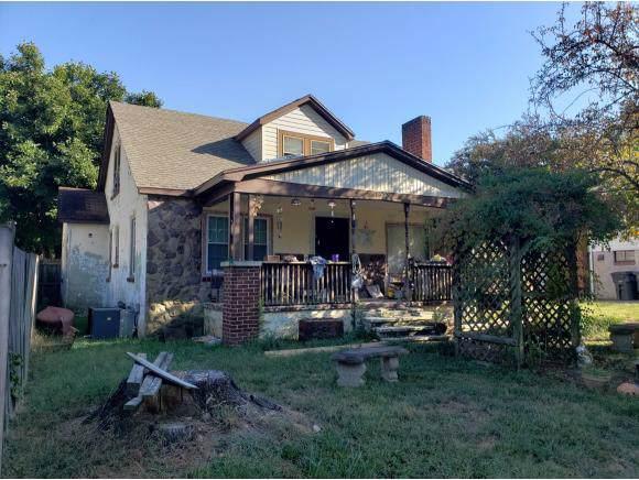 1677 Jefferson Ave, Kingsport, TN 37664 (MLS #427615) :: Conservus Real Estate Group