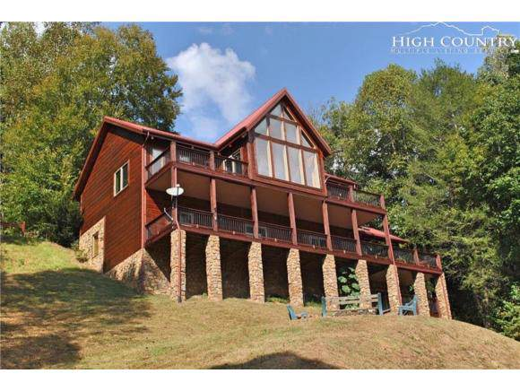 220 Lake Cabin Ln, Butler, TN 37640 (MLS #427775) :: Conservus Real Estate Group