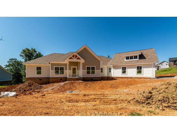 370 Golf Ridge Dr., Kingsport, TN 37664 (MLS #428080) :: The Baxter-Milhorn Group