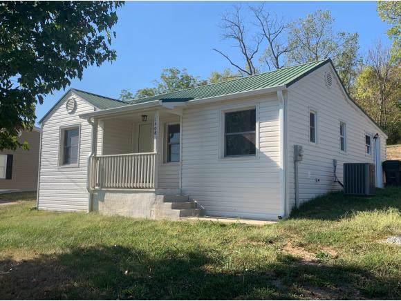1408 W Vann Rd, Greeneville, TN 37743 (MLS #428149) :: Bridge Pointe Real Estate