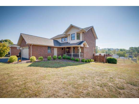 5934 Carters Valley Road, Church Hill, TN 37642 (MLS #428161) :: The Baxter-Milhorn Group