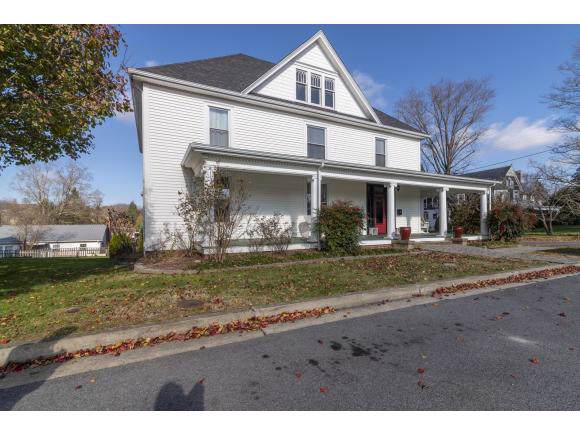 201 W Strother St, Marion, VA 24354 (MLS #428176) :: Highlands Realty, Inc.