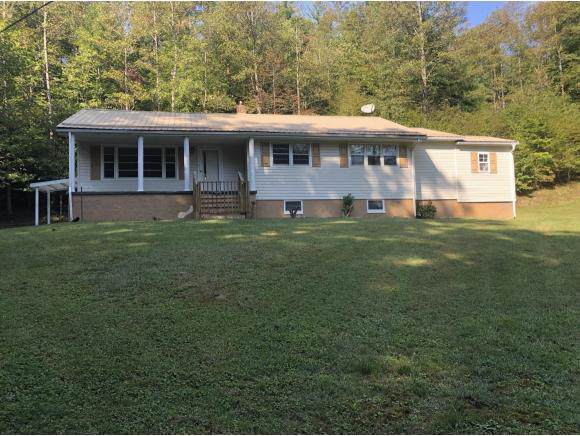 554 Young Road, Unicoi, TN 37692 (MLS #428250) :: The Baxter-Milhorn Group