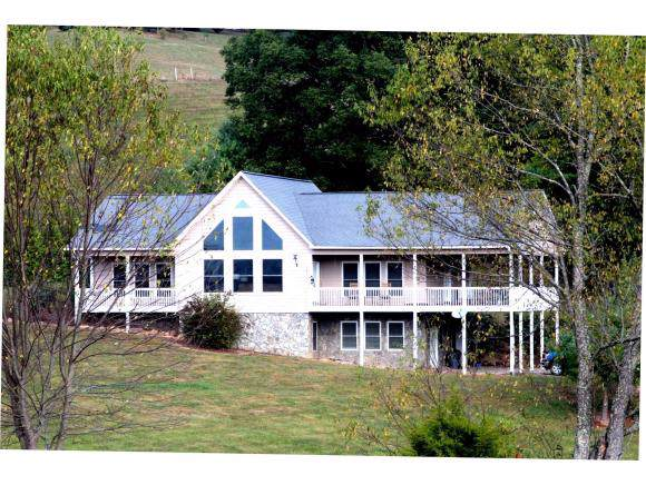 916 Swift Holow Road, Mountain City, TN 37683 (MLS #428288) :: Conservus Real Estate Group