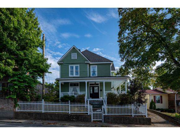 419 Mary Street W, Bristol, VA 24201 (MLS #428362) :: The Baxter-Milhorn Group