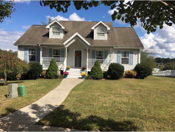1001 Sunrise Valley Drive, Johnson City, TN 37604 (MLS #428404) :: Conservus Real Estate Group