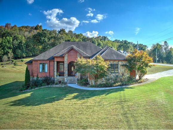 120 Mcafee Bluff, Gray, TN 37615 (MLS #428477) :: The Baxter-Milhorn Group