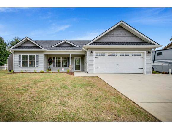 409 Gray Station Road, Gray, TN 37615 (MLS #428570) :: The Baxter-Milhorn Group