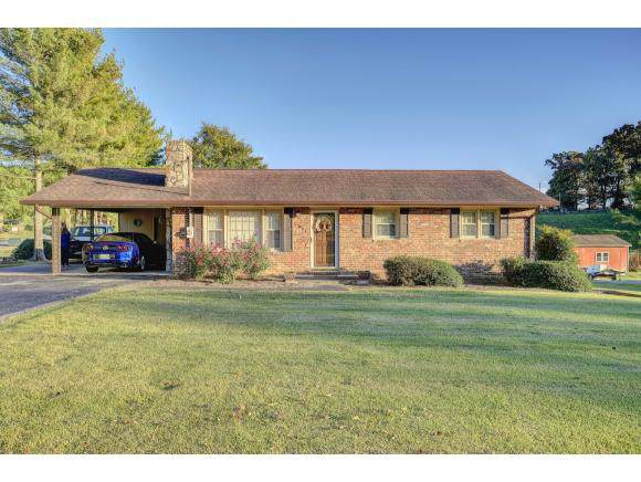 904 Gray Sta-Sul Springs Rd, Jonesborough, TN 37615 (MLS #428600) :: Bridge Pointe Real Estate