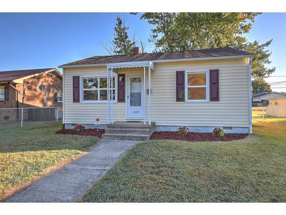 1608 Pleasant Ave, Kingsport, TN 37664 (MLS #428611) :: Highlands Realty, Inc.