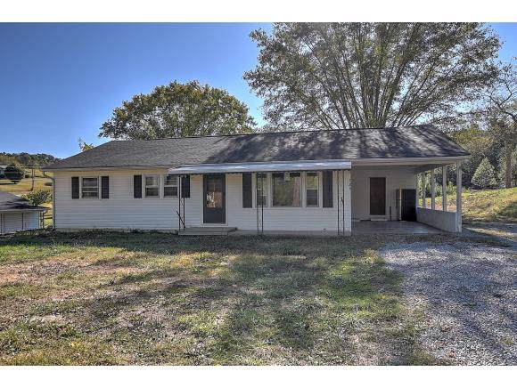 725 Warrensburg Rd., Greeneville, TN 37743 (MLS #428810) :: Conservus Real Estate Group