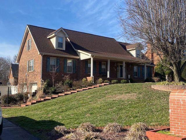 710 Hollyhill Road, Johnson City, TN 37604 (MLS #9903564) :: Highlands Realty, Inc.