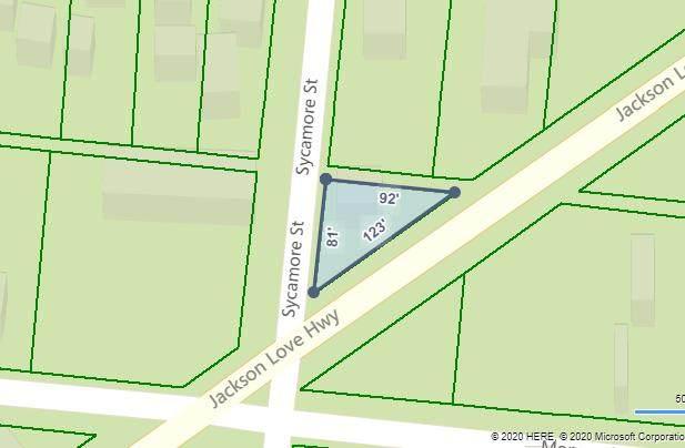 1019 Jackson Love Highway, Erwin, TN 37650 (MLS #9906346) :: The Baxter-Milhorn Group