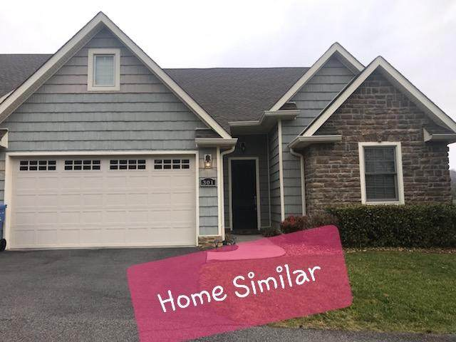 1120 Miller Drive #201, Jonesborough, TN 37659 (MLS #9906641) :: Conservus Real Estate Group