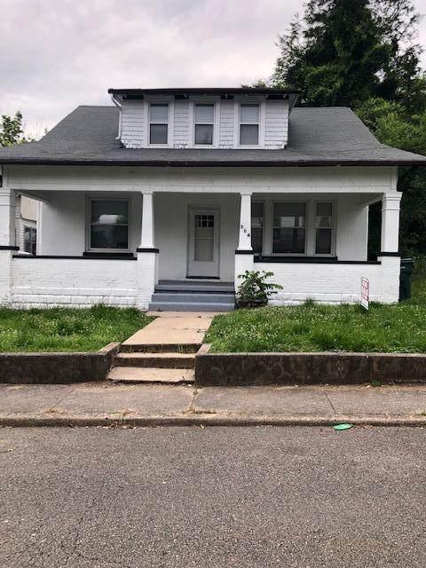 604 Moore Street Street, Bristol, VA 24201 (MLS #9908366) :: Conservus Real Estate Group