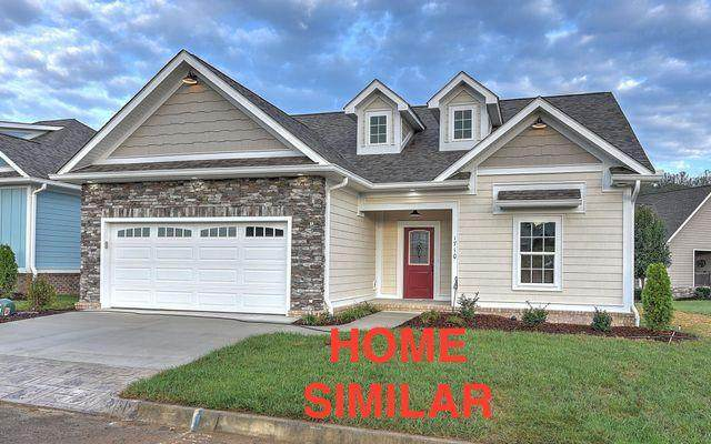 1727 Ethans Court, Kingsport, TN 37664 (MLS #9909189) :: Tim Stout Group Tri-Cities