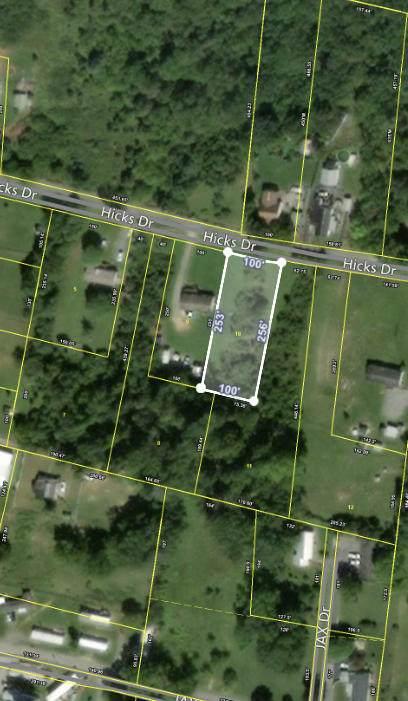 Lot 10 Hicks Drive, Gray, TN 37615 (MLS #9910154) :: Bridge Pointe Real Estate