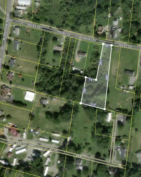 Lot 11 Hicks Drive, Gray, TN 37615 (MLS #9910157) :: Bridge Pointe Real Estate