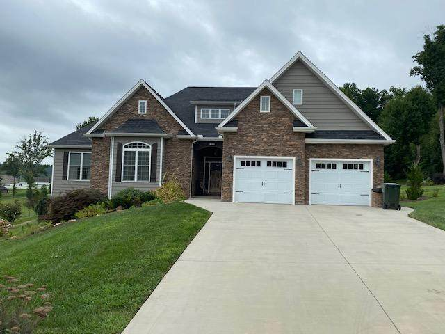 425 Settlers Way, Gray, TN 37615 (MLS #9912742) :: Tim Stout Group Tri-Cities