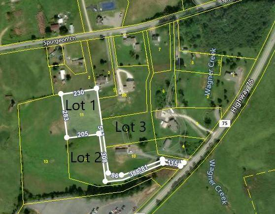 1900 Highway 75, Blountville, TN 37617 (MLS #9914680) :: The Lusk Team