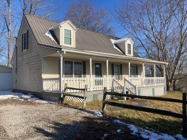 8318 Crabtree Road, Wise, VA 24293 (MLS #9917377) :: Conservus Real Estate Group