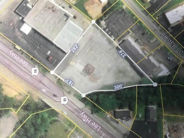 3323 Lee Highway, Bristol, VA 24202 (MLS #9918942) :: Conservus Real Estate Group