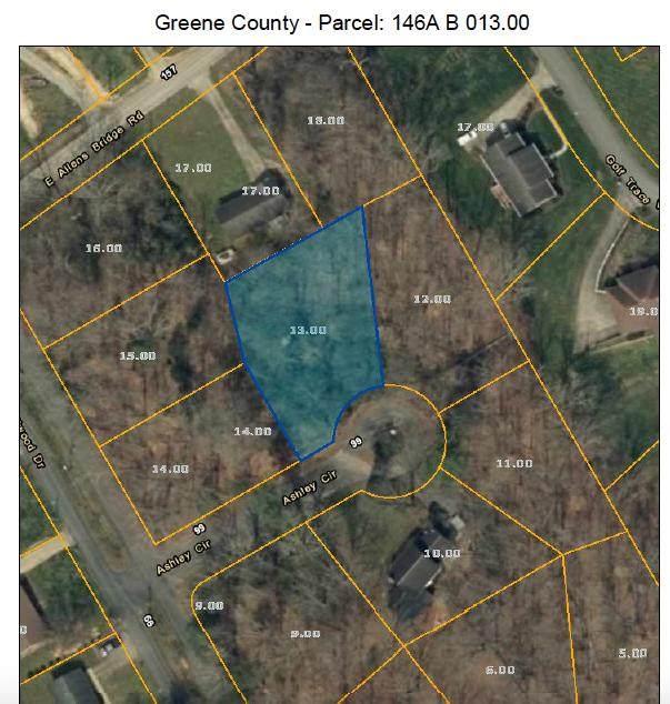 Lot 12 Ashley Circle, Greeneville, TN 37743 (MLS #9922725) :: Red Door Agency, LLC