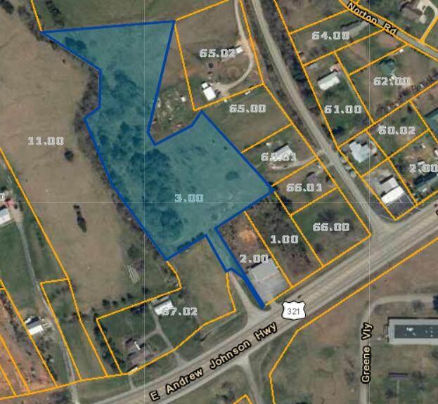 000 Andrew Johnson Highway, Greeneville, TN 37745 (MLS #9923819) :: Conservus Real Estate Group
