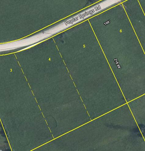 000 Lot 4 Poplar Springs Road, Greeneville, TN 37743 (MLS #9923915) :: Highlands Realty, Inc.