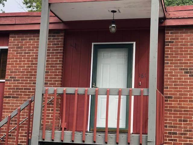 5 Euclid Avenue #161, Bristol, VA 24201 (MLS #9925989) :: Tim Stout Group Tri-Cities