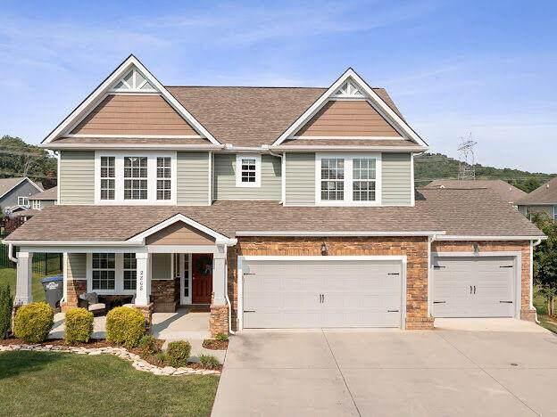 2808 Wallace Court, Kingsport, TN 37664 (MLS #9928635) :: Red Door Agency, LLC