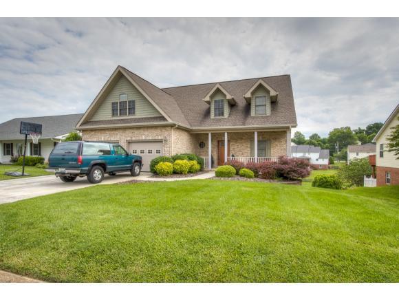 4100 Glaze Rd, Johnson City, TN 37601 (MLS #392075) :: Highlands Realty, Inc.