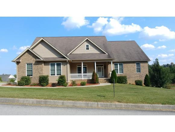 9 Grace Meadows Court, Gray, TN 37615 (MLS #397240) :: Conservus Real Estate Group