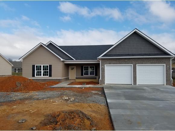 834 Ashley Meadows, Jonesborough, TN 37659 (MLS #399918) :: Highlands Realty, Inc.