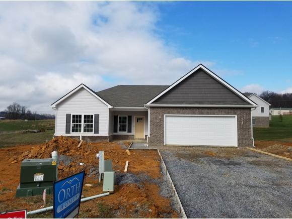 888 Ashley Meadows, Jonesborough, TN 37659 (MLS #399921) :: Highlands Realty, Inc.