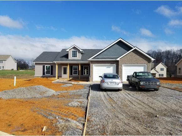 870 Ashley Meadows, Jonesborough, TN 37659 (MLS #399922) :: Highlands Realty, Inc.