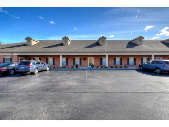 1301 Sunset Drive #3, Johnson City, TN 37604 (MLS #399976) :: Griffin Home Group