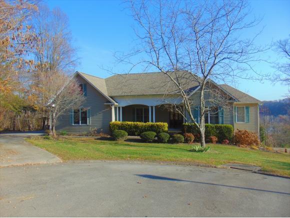 136 Spindletop Dr, Rogersville, TN 37857 (MLS #400196) :: Highlands Realty, Inc.