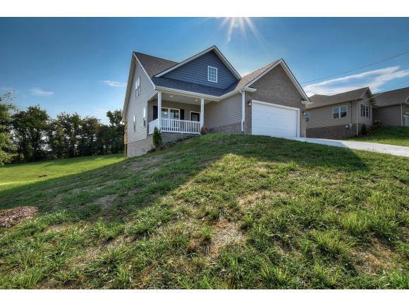 2337 Poplar Ridge, Piney Flats, TN 37686 (MLS #400205) :: Highlands Realty, Inc.