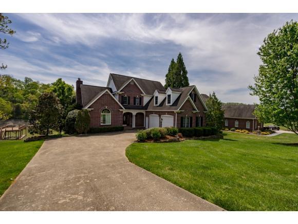 129 Lake Harbor Drive, Johnson City, TN 37615 (MLS #400314) :: Highlands Realty, Inc.