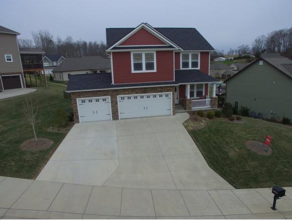 2593 Bridgeforth Crossing, Kingsport, TN 37664 (MLS #400789) :: Conservus Real Estate Group
