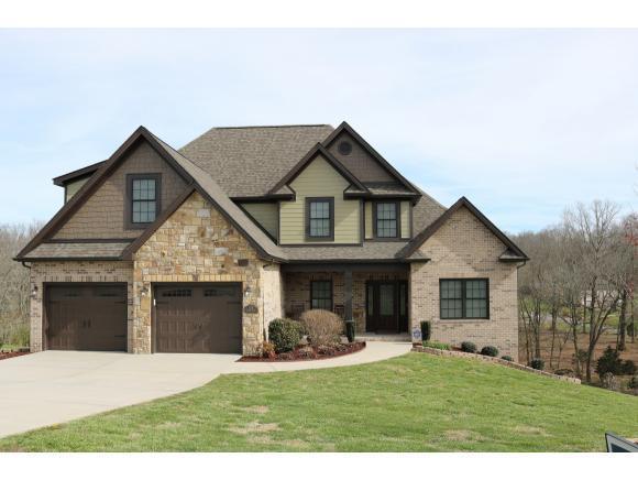 1128 Addison Ct, Piney Flats, TN 37686 (MLS #401044) :: Highlands Realty, Inc.
