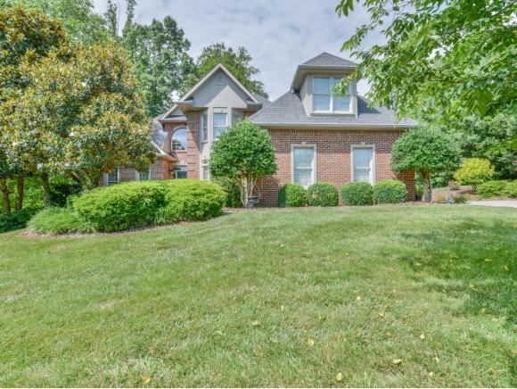 503 Magnolia Ridge, Jonesborough, TN 37659 (MLS #402216) :: Conservus Real Estate Group