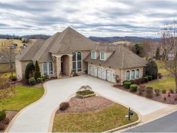 111 Laurel Ridge Drive, Jonesborough, TN 37659 (MLS #402237) :: Highlands Realty, Inc.