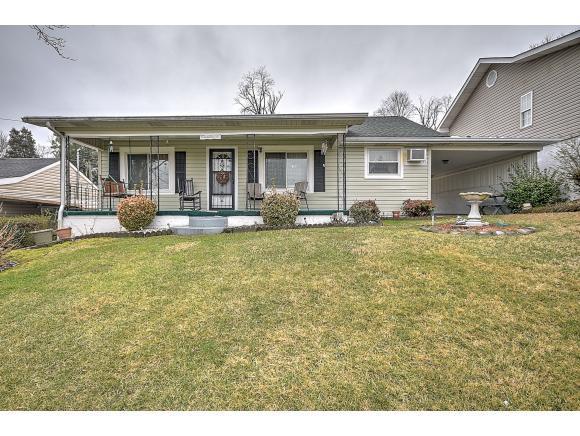 241 Fedderson St, Kingsport, TN 37660 (MLS #402521) :: Conservus Real Estate Group