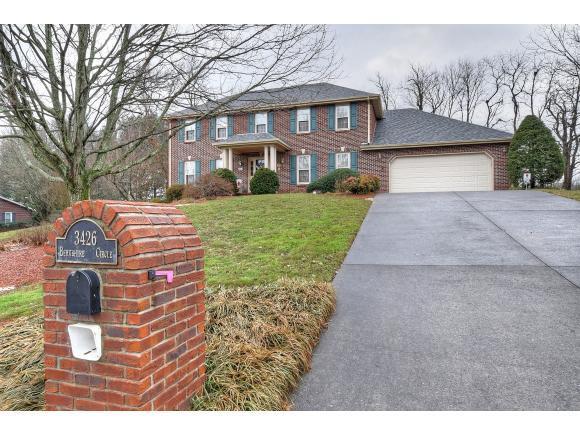 3426 Berkshire Cir, Johnson City, TN 37604 (MLS #402636) :: Highlands Realty, Inc.